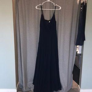 BHLN Eva navy bridesmaid dress, never worn